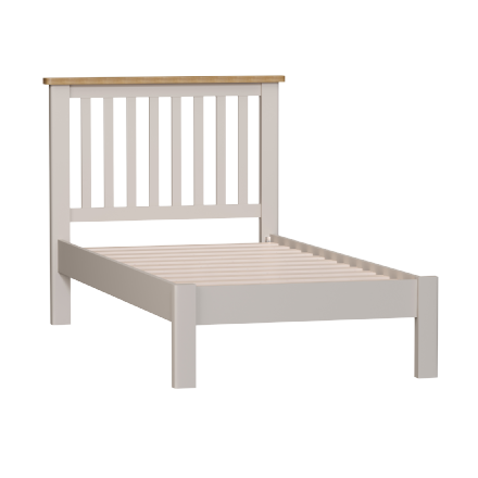Richmond Painted Oak 3ft Bed